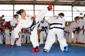 accademia taekwon-do monserrato agonisti