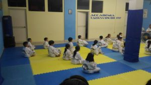 accademia taekwon-do monserrato esame 07.02.2017