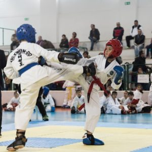 Accademia Taekwon-Do ITF Mosnerrato Taekwon-Do lab Fabio Pibiri
