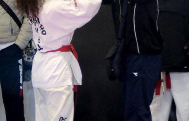 Accademia Taekwon-Do ITF Monserrato Campionato Iitaliano 2017