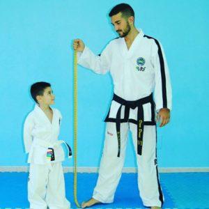 Accademia Taekwon-Do ITF Monserrato Corsi su misura per tutti