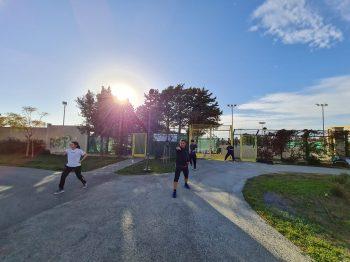 accademia taekwon-do itf monserrato parco lineare selargius