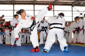 accademia taekwon-do monserrato agonisti